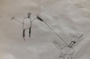 Toto Vsetko Mozu Prezradit Detske Kresby Spuntik Sk