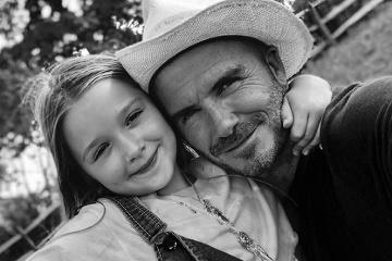 Narodeninové želanie Davida Beckhama