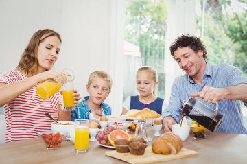 Raňajky sú pre deti