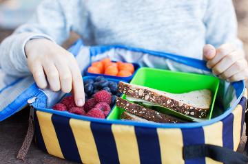 Zdravšie občerstvenie pre deti?