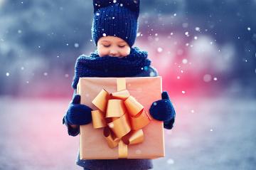 Ide lny darek pre mua na Vianoce v roku 2018