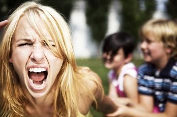 Kričíte na deti? Prestaňte