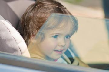 Dvojročné dieťa nešťastnou náhodou