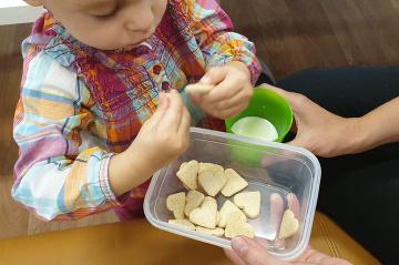 Detské sušienky: Ako zistíte,