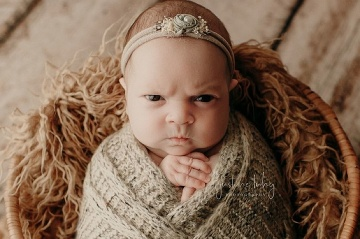 Takto vyzerá najnahnevanejšie bábätko