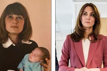 Rovnaká ako mama: Vojvodkyňa
