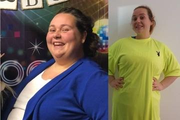 Rozhodla sa schudnúť kvôli