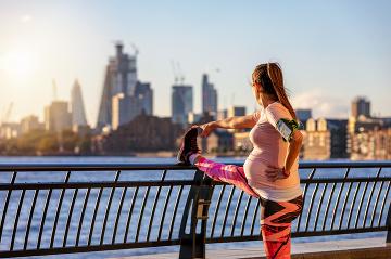 Pohyb v tehotenstve: Ktorým