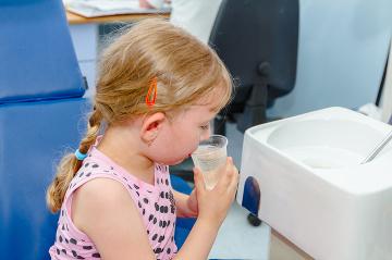 Testovanie výplachom ústnej dutiny