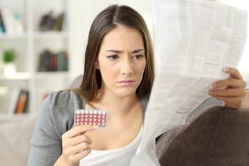 Tento ÚČINOK hormonálnej antikoncepcie