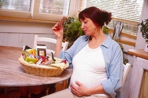 Tehotenstvo: Zoznam