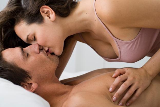 Šťastné páry majú sex