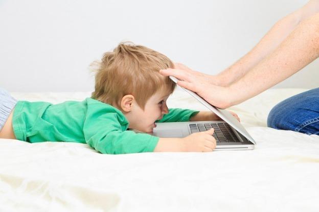 Elektroniku u detí riešte