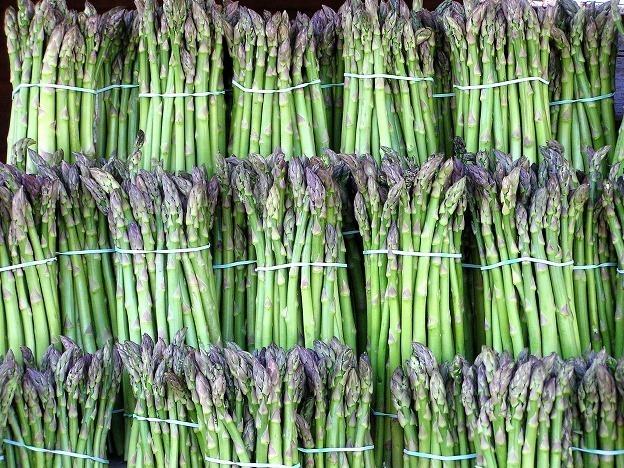 Top 8 jarnej zeleniny,