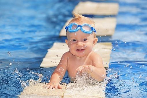 Dieťa sa môže utopiť