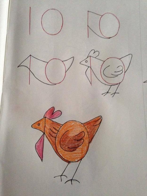 Naučte deti kresliť vďaka