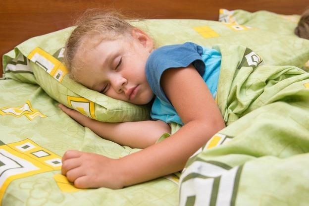 Pozrite sa, koľko spánku