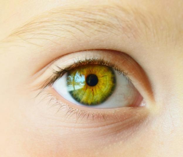 Oči: Čo hovorí ich