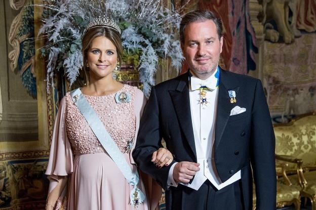 Švédsky palác zverejnil meno