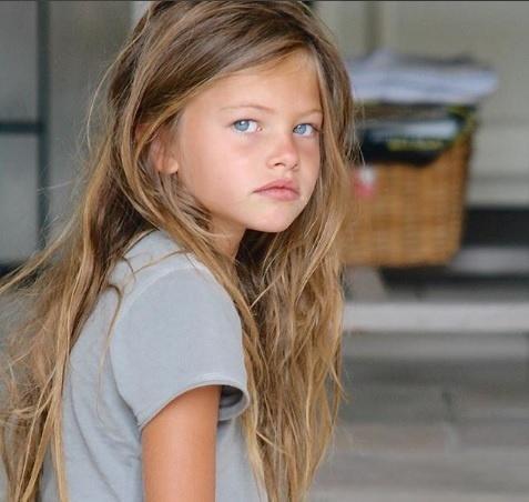 Nádherná Thylane udivuje krásou