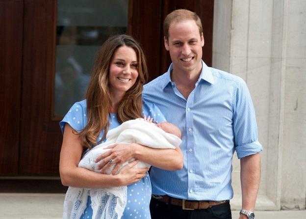 Princ George oslavuje narodeniny: