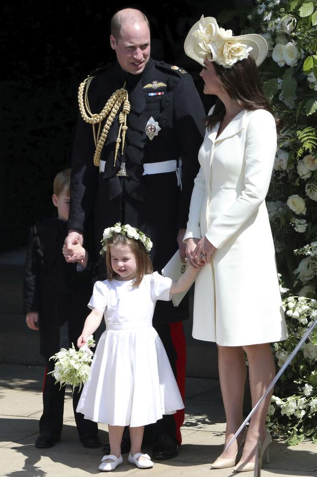 Vojvodkyňa Kate s deťmi