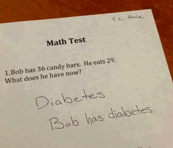 Tieto odpovede v školských