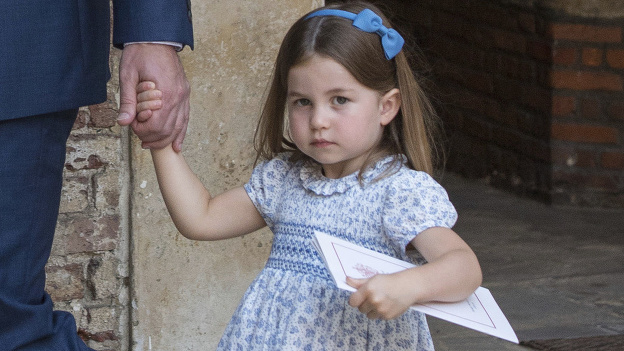 V hlavnej úlohe princezná