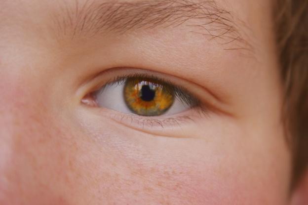 Farba očí dokáže indikovať