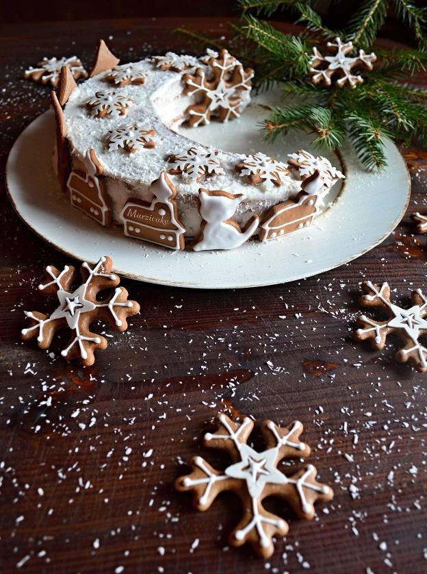 Takto pečie vianočné Labky