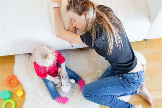 11 zákonov rodičovstva: Tomuto