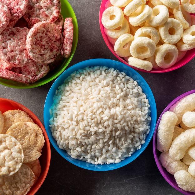 Detské ryžové krekry: Ako