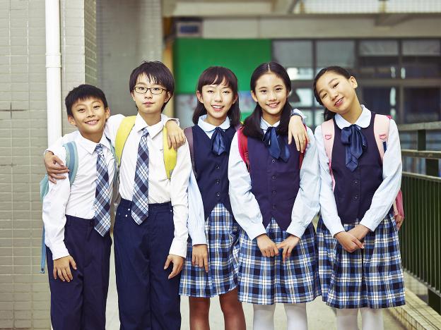 Prečo v Japonsku žiakov