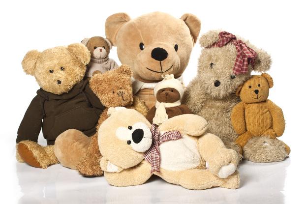 Darujte nepotrebného medvedíka, niekomu