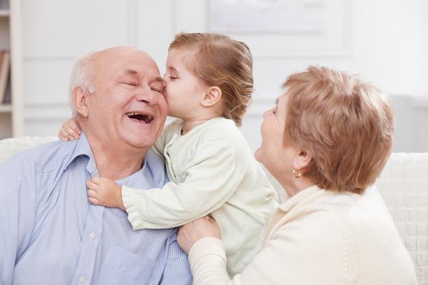 Prečo babičky dávajú viac
