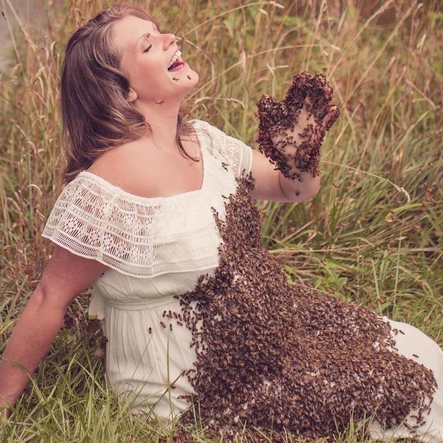 Včelia kráľovná? Takéto tehotenské