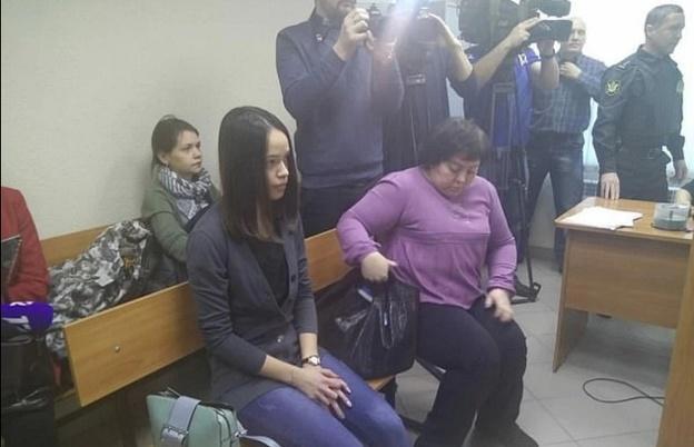 Alina pred súdom (foto: