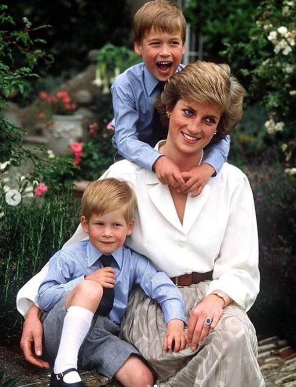 Princezná z Walesu Diana