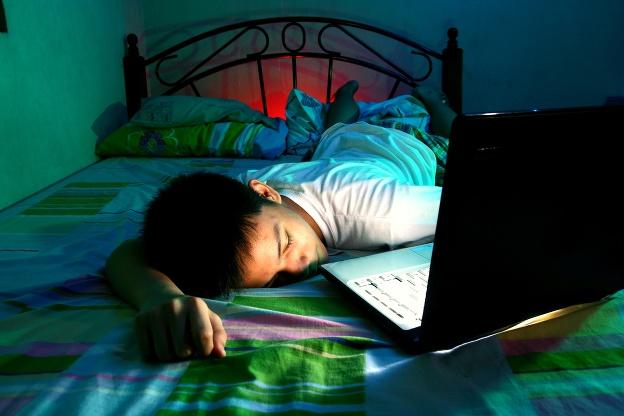 Zaspí vaše dieťa hocikedy