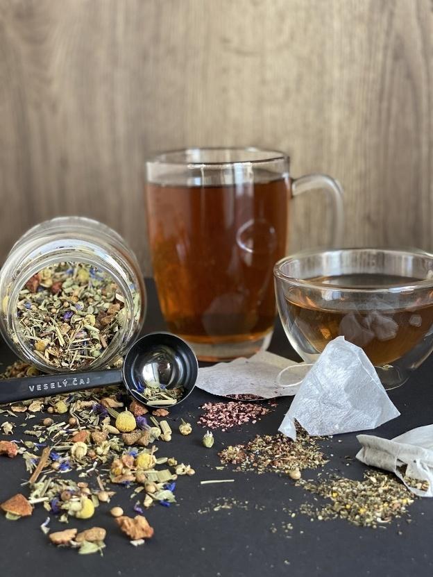 Čierny čaj pri problémoch