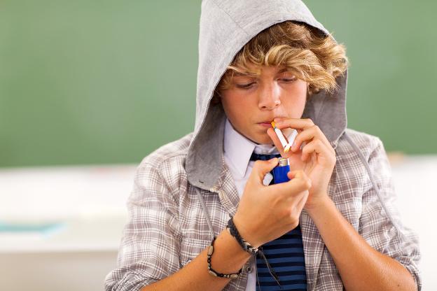 Robí toto váš tínedžer?
