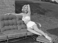 Marilyn rada pózovala so
