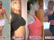 Sadie počas tehotenstva nemala