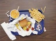 Fast food vám chudnutie
