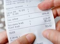 Pokladničné bločky obsahujú nebezpečnú