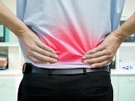 Dlhodobé bolesti chrbta netreba