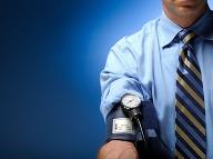 Krvný tlak sa zvyčajne