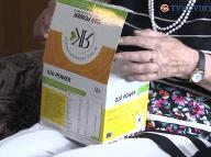 Ampulky s výživovým doplnkom