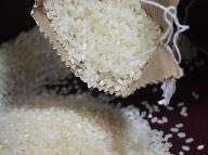 Z bielej ryže sa