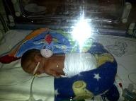 Matúško po narodení.
